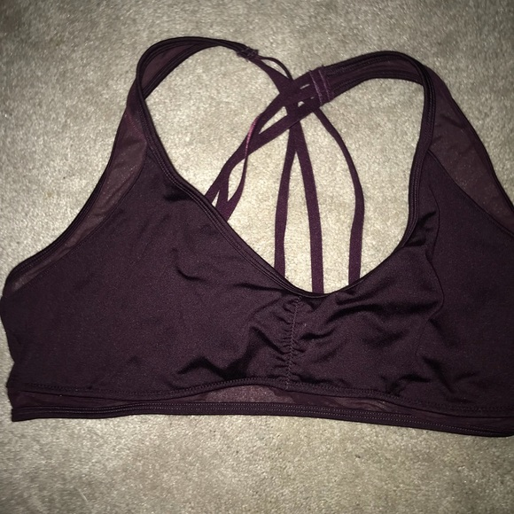 54d458c733b9e la senza Other - Maroon never used sports bra! Sheer and support!